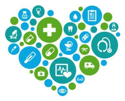 gesundheitsmarkt-und-pharmaunternehmen-herz-mit-bildern-von-pillen-thermometer-krankenschwester-
