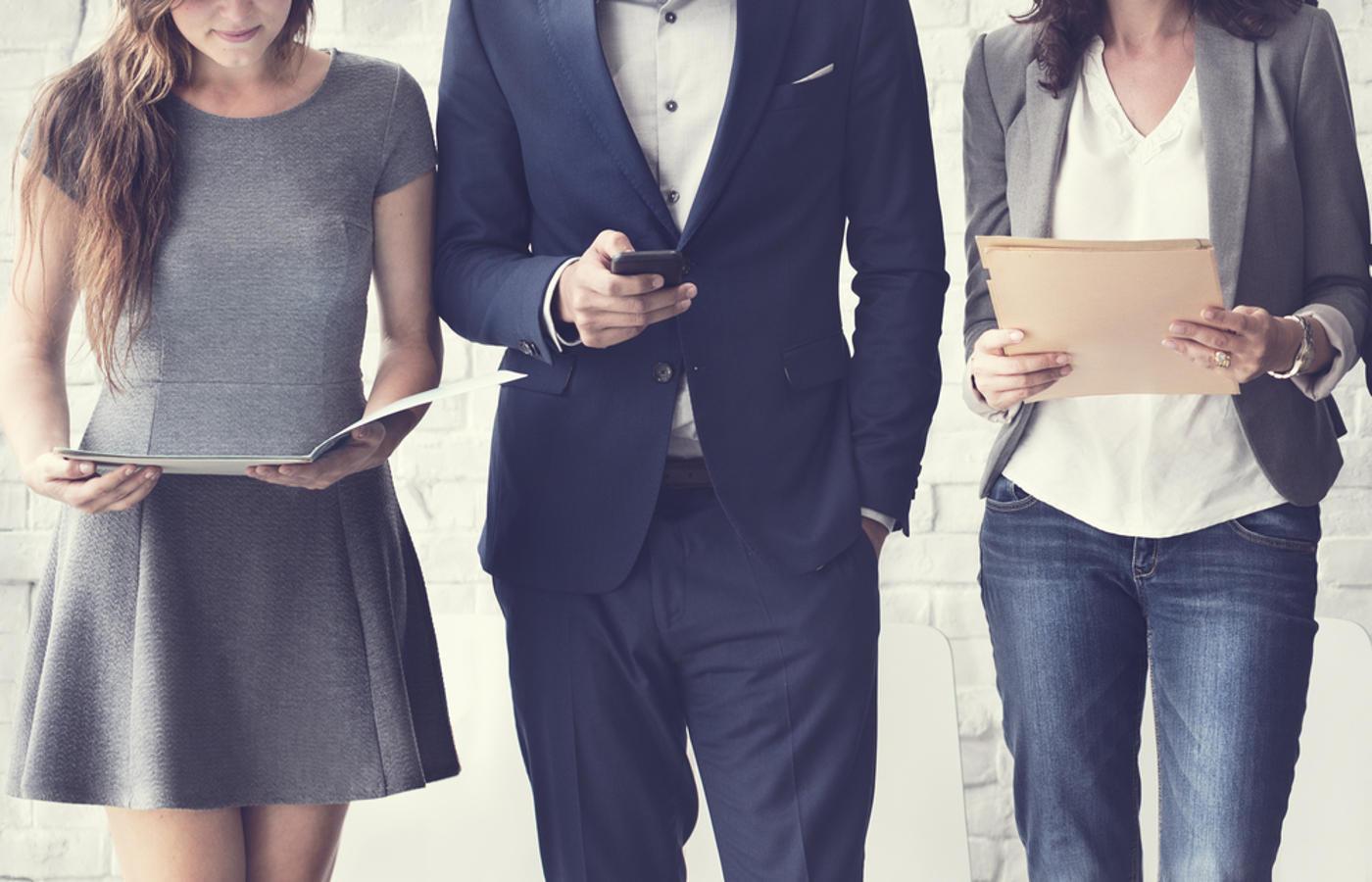 human resources kandidaten auswahl