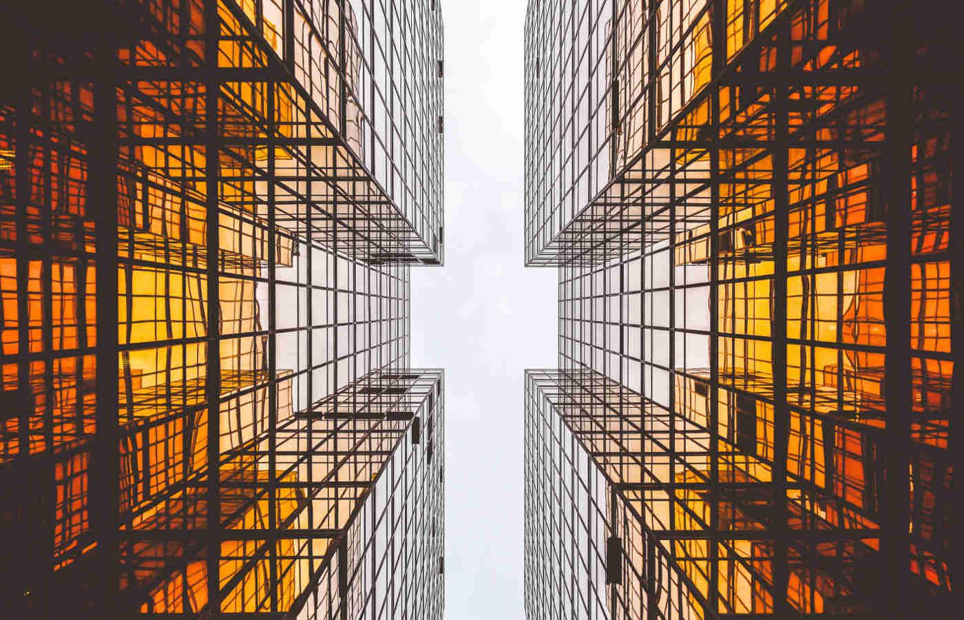 systempartner architektur symmetrisch